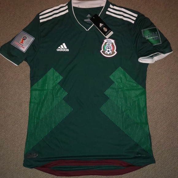 859eff744 2018 Mexico World Cup Authentic Jersey. NWT. adidas